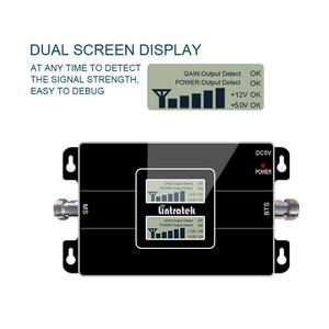 Image 2 - Lintratek 2G 3G Ripetitore Del Segnale GSM 900 3G 2100 Amplificatore 2G 3G Ripetitore di Segnale GSM 900 2100 Dual Band 65dB KW17L GW #6.3