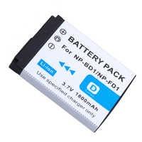 NP-FD1 NP-BD1 NP BD1 FD1 Camera Li-ion Battery For Original SONY DSC T300 TX1 T900 T700 T500 T200 T77 T900 T90 T70 T2 G3 S930 Z1