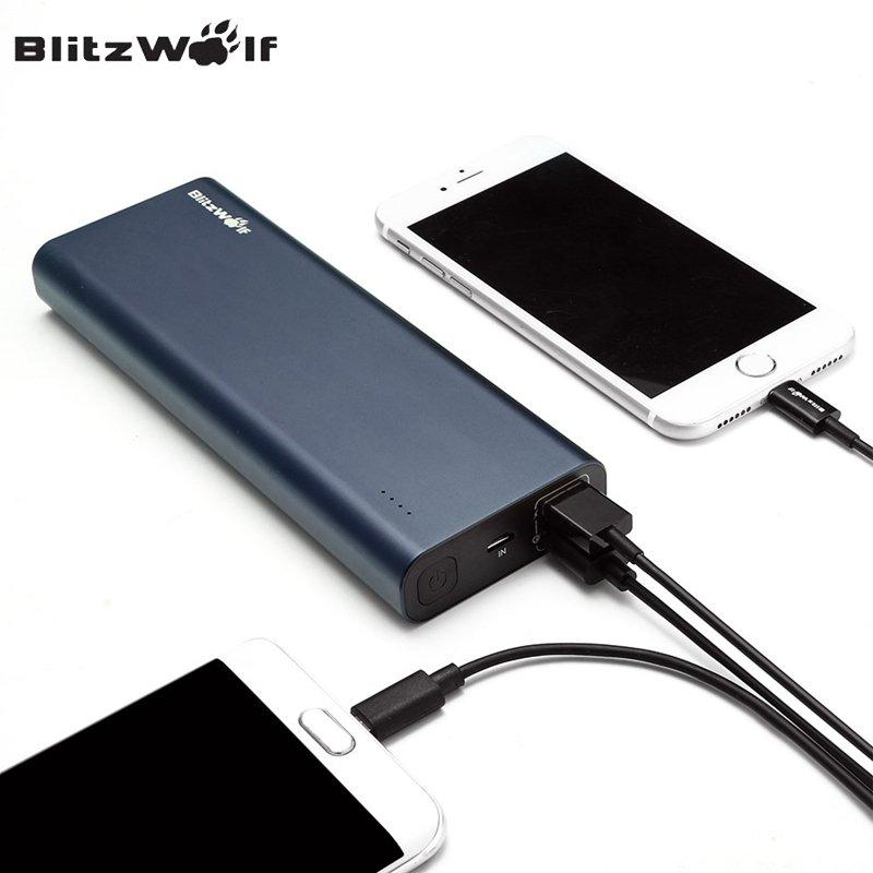 Banco do Poder portátil carregador de bateria power Bateria : Li-bateria de Polímero