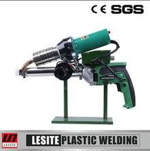 Lesite LST600B Plastic Welding Extruder Gun for PP HDPE Handheld Extrusion Welder