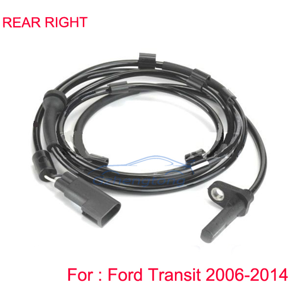 Rear Right ABS Sensor for Ford Transit 2.2 2.3 2.4 3.2 TDCi 2006-14 1385799 1371544 1 383 551/1 385 799/6C112B372BB/0265007818