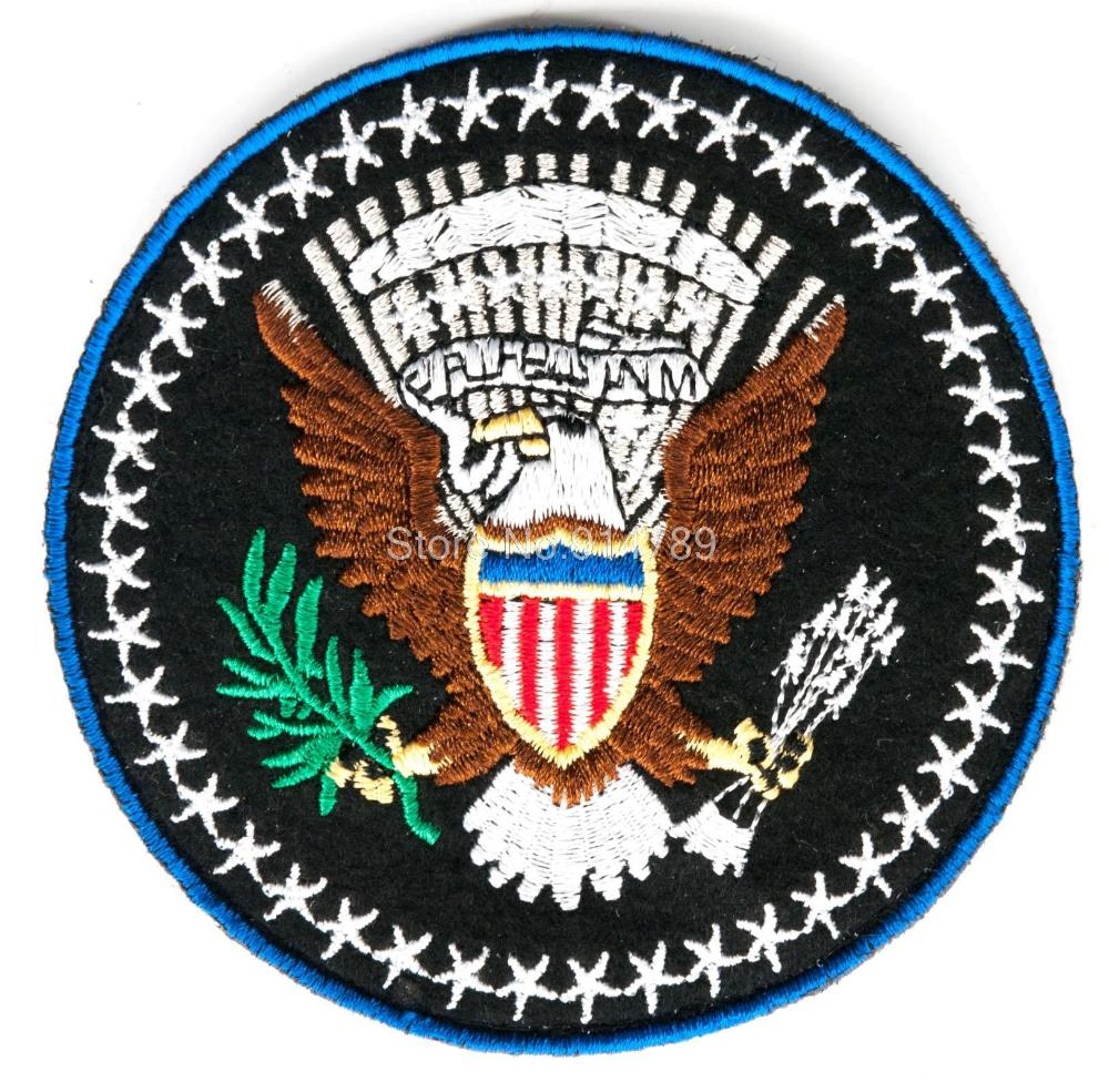 US UNITED STATES OBABA EMBOIDERY  BADGE PATCH-35294