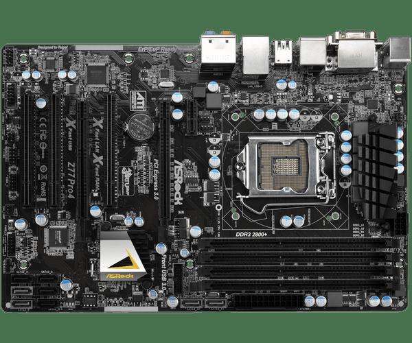 Used.Asrock Z77 Pro4 Desktop Motherboard Z77 Socket LGA 1155 i3 i5 i7 DDR3 32G USB3.0 ATX msi z77a gd65 gaming desktop motherboard z77 socket lga 1155 i3 i5 i7 ddr3 32g sata3 usb3 0atx