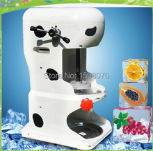 free shipping Commercial snow ice shaver machine electric shaved ice machine block ice shaving machine