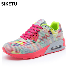 summer fashion women casual shoes lace up comfortable flat casual shoes slipony woman footwear leisure women canvas shoes 2018 Summer Women Vulcanize Shoes Platform Breathable Canvas Shoes Woman Casual Flat Fashion Students Walking Lace-Up Shoes