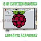 1 pcs 3.5 inch Resistive touch LCD display for Raspberry PI3 PI2 B + 3