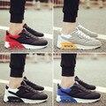 Marca Kuerxi Júnior Crianças dos miúdos Meninos Sapatos Calçados Esportivos de Basquete Tênis Para Caminhadas Leves
