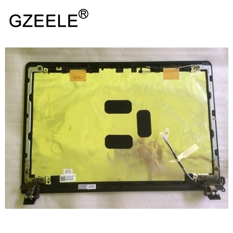 GZEELE new laptop cover for Dell Inspiron 14 7447 LCD Back Cover Lid A Shell G29D5 0G29D5 new original for dell inspiron i7569 1832 7569 lcd back cover lid touchscreen gcpwv silver
