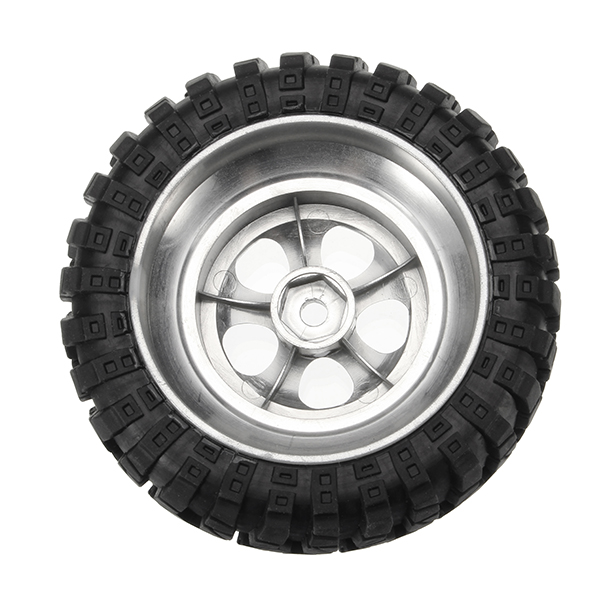 2P HBX 12891 1//12 Wheels Complete 12664 Original Tires RC Car Parts