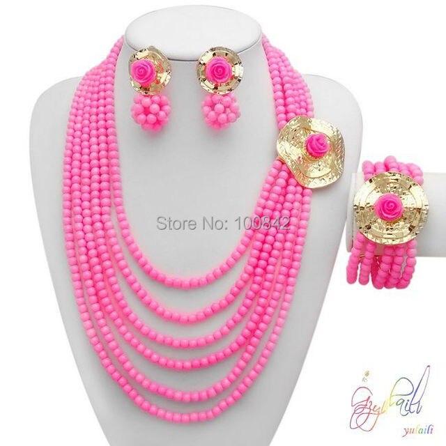 free shipping! indian beads jewellery designs/   costume jewelry set/ bride maid jewelry set
