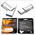 De alta Calidad de La Moda de Nueva Mini USB 3.0 Flash Drive de 32 GB de Memoria palo de grados de rotación de Metal A Prueba de agua Pen Drive de Disco de 16 GB de Disco U