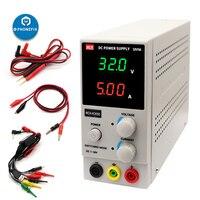 MCH K305D 휴대용 전원 공급 장치 단일 채널 30V 5A 미니 디지털 조절 스위치 DC 전원 공급 장치 전화 상단 복구 도구|수공구 세트|도구 -