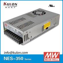 цена на Meanwell NES-350 Power Supply 300W 350W  5v 24V 48v 36V 15v 60a 46a 29a 13a 220v to 12v ac dc regulated Isolated Single output