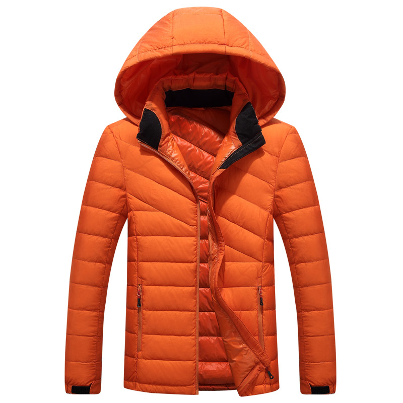 HOT SALE 2016 Men s new winter hooded Down jacket Men s Coats Jackets Men s