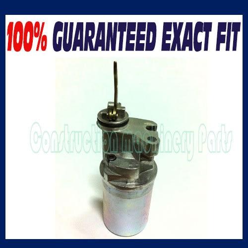 Deutz 1013 Fuel Shutdown Solenoid Valve 0419 9902 / 04199902 12V fuel shutdown solenoid valve 0419 9900 04199900 12v for deutz 1012