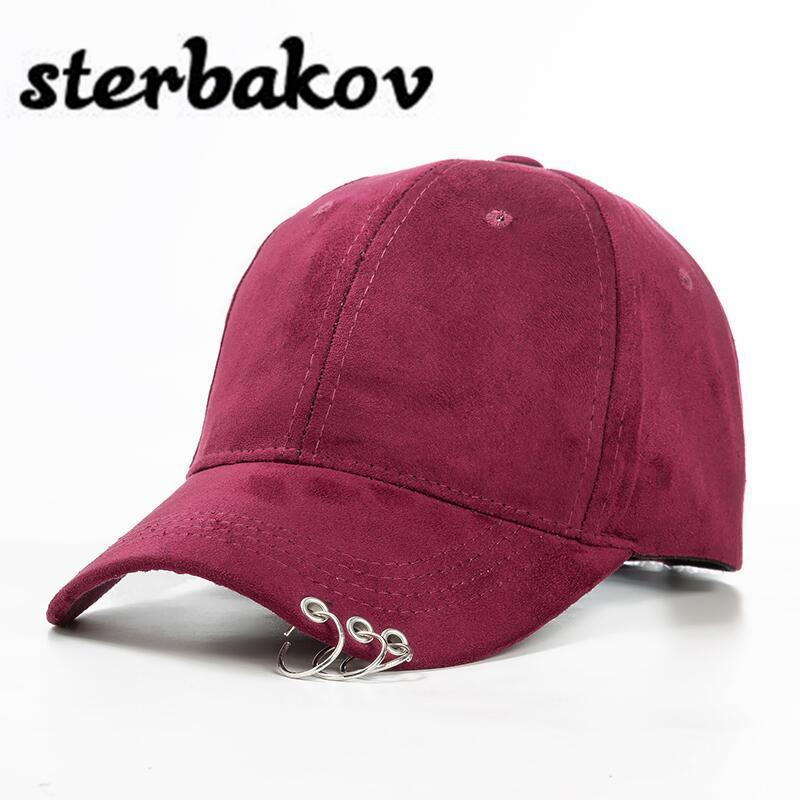 2017 New Women Casual Baseball Cap Dad Hat Deus Cap Pink