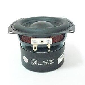 Image 2 - Tenghong 1pcs 4 אינץ סאב 4/8 אוהם 40W נייד אודיו רמקולים בינוני בס רמקולים מולטימדיה רמקול קולנוע ביתי