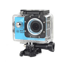 2017 New Full HD 1080P WIFI H16 Action Sports Camera Camcorder Waterproof Outdoor Bike Cycling Accessories High Quality May 2