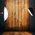 1*1.5 M/1.5*2.1 M Color De Madera Piso Pared Fotografía de fondo de Tela de Fondo la Foto de Estudio Fotografía Telones de Fondo accesorio