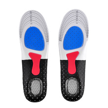 Orthotic Arch Support Sport Insoles Shoe Pad Sport Running Gel Insoles Insert Cu