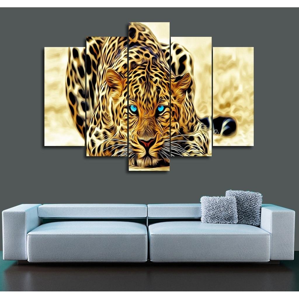 Animal Print Living Room Sets