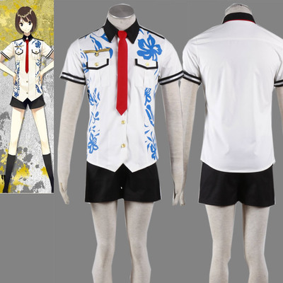 Ephedra Cosplay Men Costumer Dress Cool Music Team Outfit New Special A56