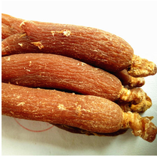 Free shipping ginseng root, good quality 250g red ginseng root