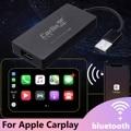 Carlinkit Беспроводная смарт-связь для Apple CarPlay ключ для Android навигационный плеер мини USB cartlay палка с Android авто