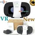 Nova Caixa de VR VR Fiit 2 S Óculos De Realidade Virtual Óculos 3D cinema óculos de vídeo google papelão vr para 4-6.5 'smart telefone