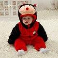 Мода высокое качество детские верхняя одежда теплое пальто осень зима фланель детские меховой snowsuit (600-700 г)