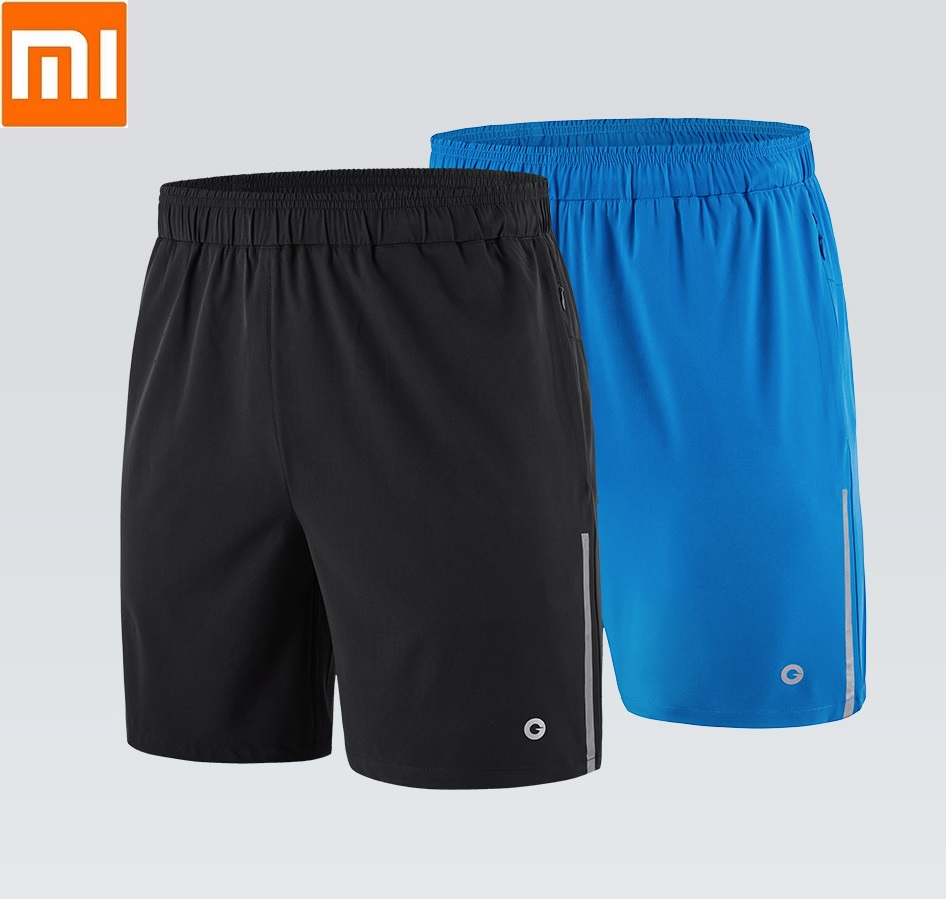 Xiaomi AMAZFIT Summer men Quick drying shorts Fitness Casual short pants Ultra-thin  Comfortable Breathable SweatpantsXiaomi AMAZFIT Summer men Quick drying shorts Fitness Casual short pants Ultra-thin  Comfortable Breathable Sweatpants