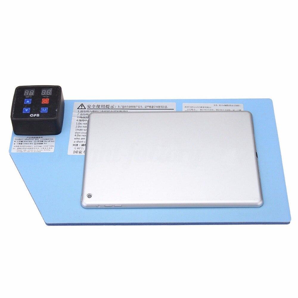 Wozniak Station de chauffage Pad LCD téléphone portable écran tactile séparateur plaque chauffante - 4