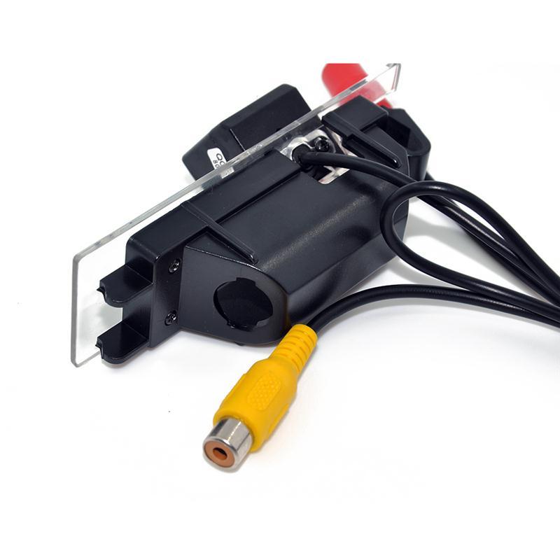 Cámara de visión trasera especial de 4 LED para marcha atrás para - Electrónica del Automóvil - foto 5