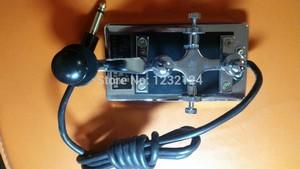 Image 2 - Military Room Escape film requisiten kurzwellen radio CW Morse telegraphen schlüssel K4 K 4 schwere schlüssel