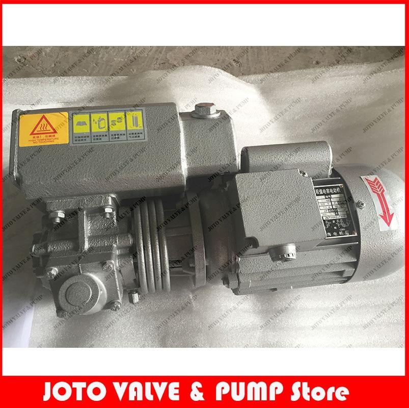 Rotary vane bomba de vácuo De Alta máquina De embalagem A Vácuo XD-020 dedicado dispositivo bomba de vácuo com filtro