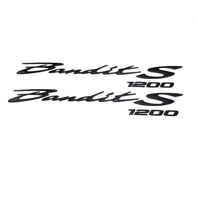 KODASKIN Motorcycle 3D Raise Emblem Sticker Decal For Suzuki Bandits GSF1200