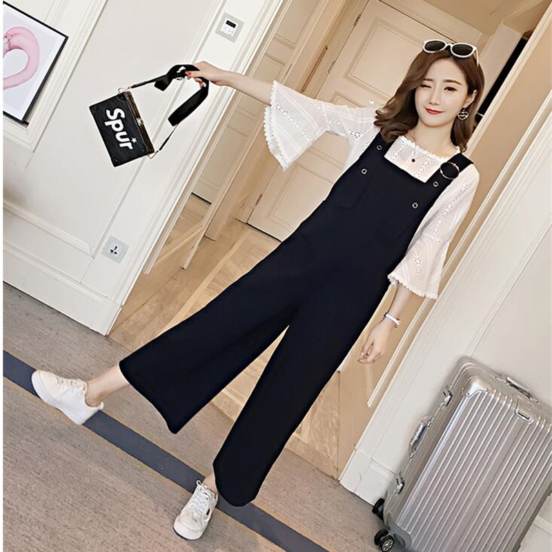 10314b77b08 HziriP Jumpsuit Maternity Pants Long Pregnancy Clothing For Pregnant Women  Overalls Adjustable Suspender Trousers Solid Legging-in Pants   Capris from  ...