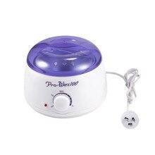 Подогреватель воска Профессиональный мини Спа Ручной эпилятор для ног парафиновая восковая машина контроль температуры инструмент для депиляции волос