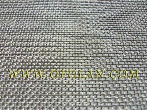 Grillage titane | filtre écran fil titane 15 maille Gr2 100x800mmx1 PC