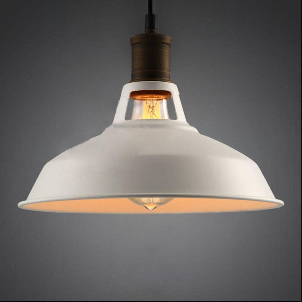 nord europa vintage industriale luci a sospensione illuminazione cucina bar lampada a sospensione bar della decorazione
