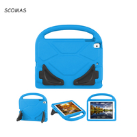 SCOMAS Case For Ipad Air Air 2 9 7 Inch 2017 Spiderman Protective Case Child Table
