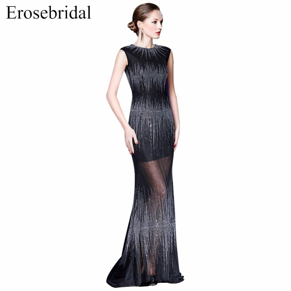 2016 सुरुचिपूर्ण ए लाइन - विशेष अवसरों के लिए ड्रेस