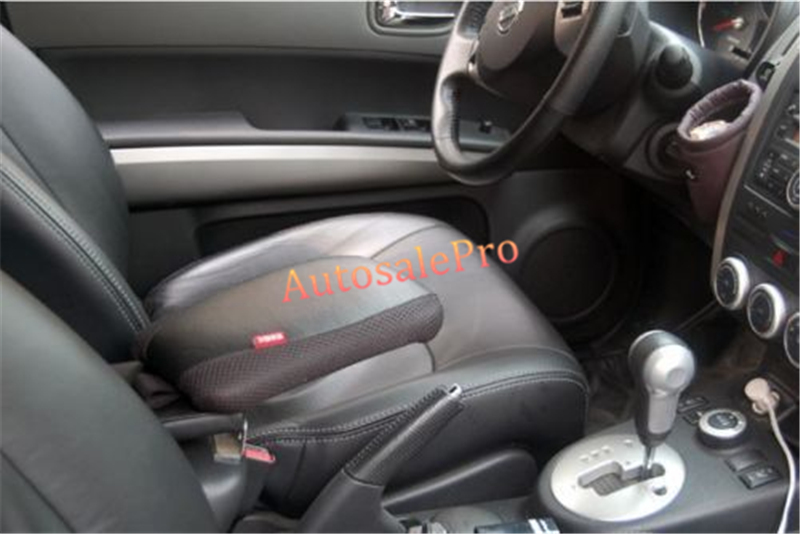 Black Center console Armrest box Elbow Supporting for Toyota Venza SUV 2009 2010 2011 2012 2013 2014 2015 2016 for skoda octavia 2009 2010 2011 2012 2013 2014 2015 2016 armrest with usb leather car center console armrests storage box
