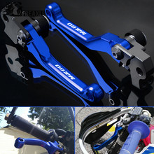 Motocross Accessories Dirt Bike Pit Pivot Brake Clutch Levers Printing For YAMAHA YZ80 YZ 80 2001-2014 2015 2016 2017 2018 2019 cnc pivot brake clutch levers for yamaha yz80 yz85 2015 yz motocross enduro motard