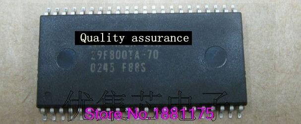 1PCS   MBM29F800TA-70PF