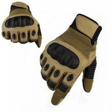 Touch Screen Tactical Gloves Military Army Paintball Shooting Airsoft Combat Anti-Skid Knuckle Full Finger Gloves Men & Women цены