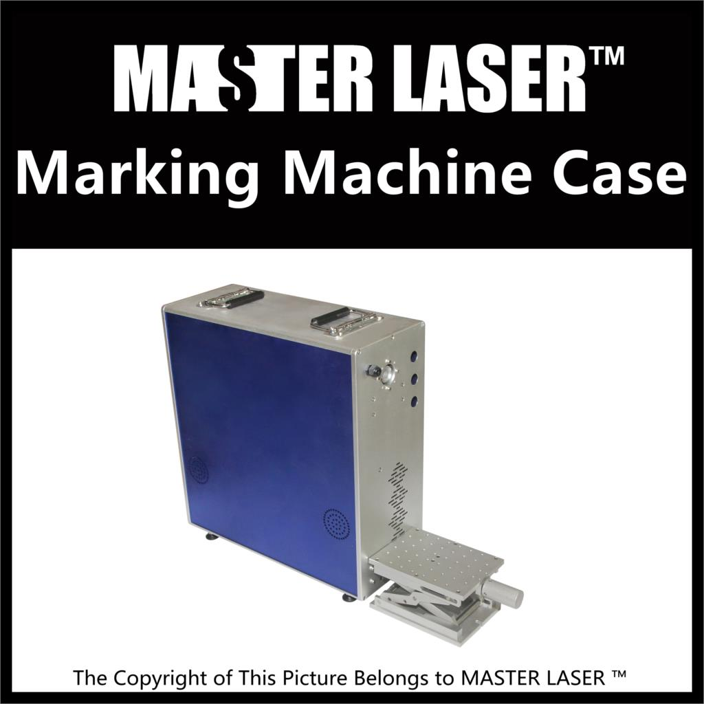 1064nm Fiber Laser Marking Engraving Machine DIY Parts Integrated Case Portable Cabinet All In One economic al case of 1064nm fiber laser machine parts for laser machine beam combiner mirror mount light path system