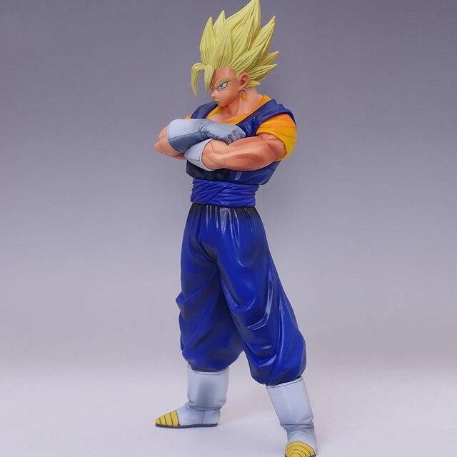 26 cm Dragon Ball Z Figuras de Ação Brinquedos Figuras Vegeta Vegetto & Kakarotto Fundir Melhor Coleção Brinquedos Presentes para Crianças