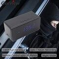 Full HD 1080P Mini Camera Digital Number Led Display Alarm Clock Time Desk Night Vision Camera 2.4G Remote Controller Camcorder