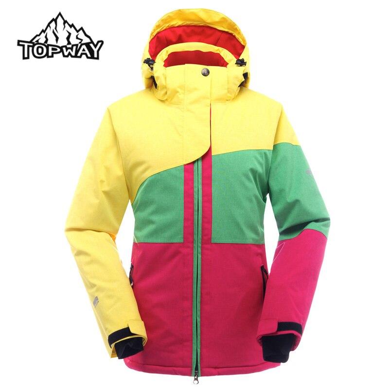snowboard goggles sale 8l3j  Hot Sale Windbreaker Snow Winter Thermal Snowboard Ski Jacket Women Outdoor  Sport Chaquetas Warm Anti